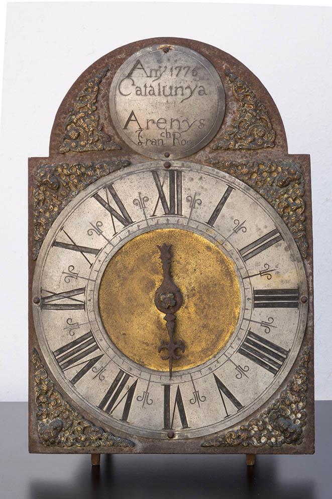 rellotge domèstic català